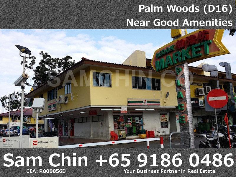 Palmwoods – Bedok Market Place – 7-11