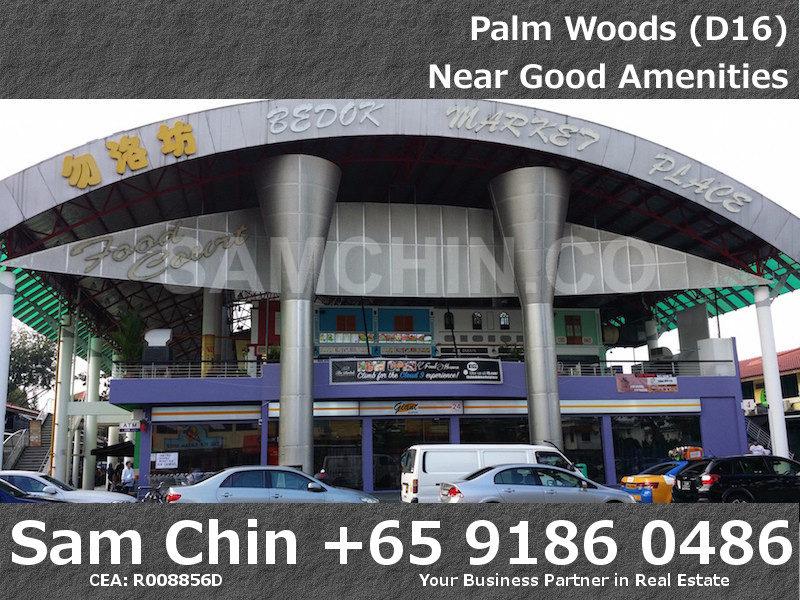 Palmwoods – Bedok Market Place – Giant