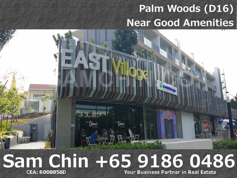 Palmwoods – East Village – Facade