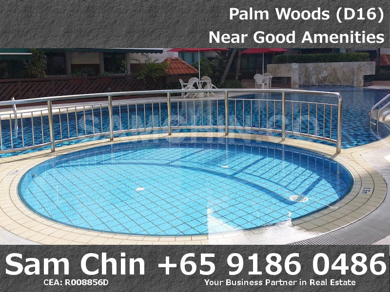 Palmwoods – Kids Pool