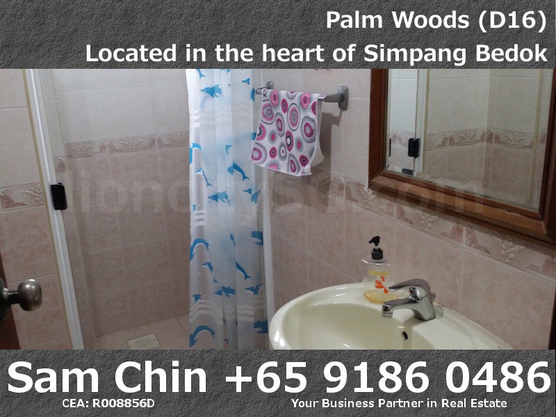 Palmwoods – S02 – Common Bathroom