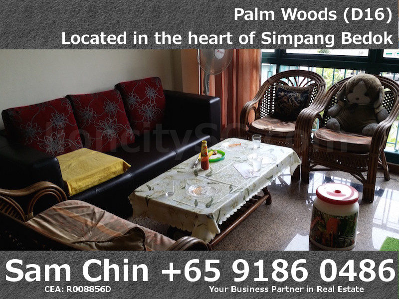 Palmwoods – S02 – Living Area