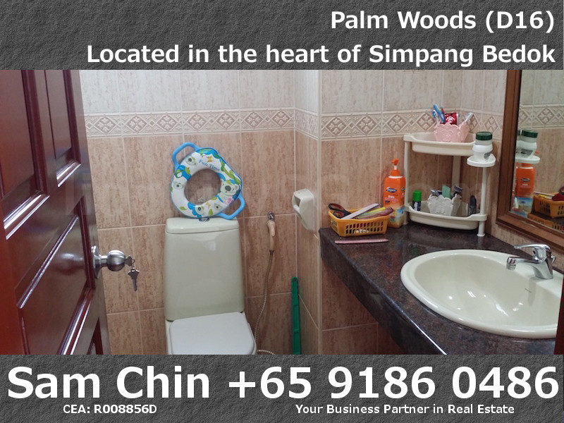 Palmwoods – S02 – Master Bathroom