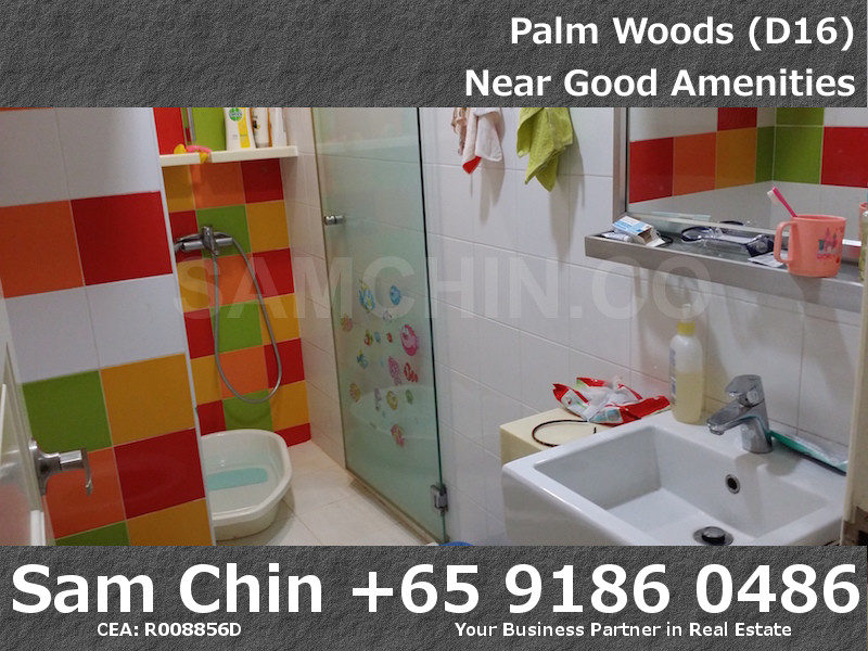 Palmwoods – S16 – Common Bathroom
