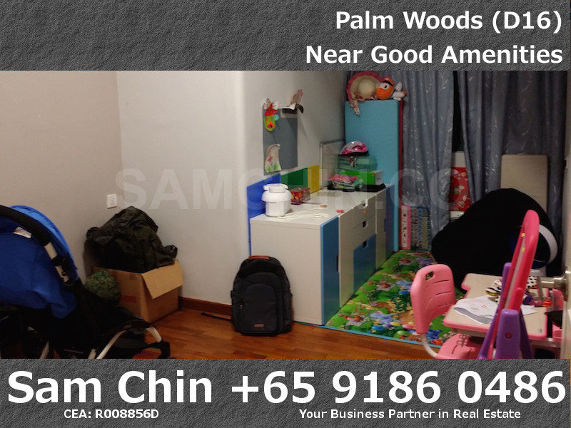 Palmwoods – S16 – Kids Room