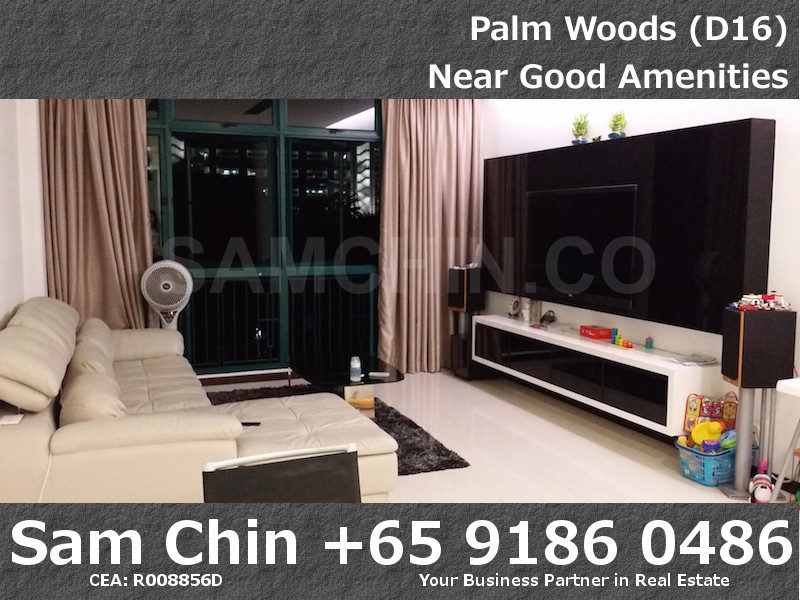 Palmwoods – S16 – Living Room