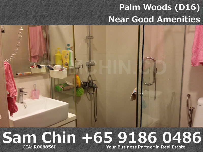 Palmwoods – S16 – Master Bathroom
