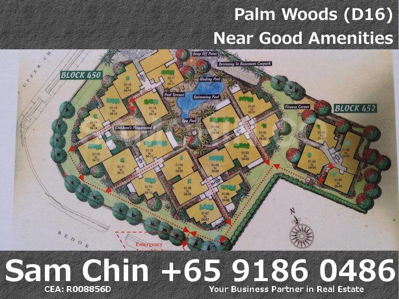 Palmwoods – SiteMap