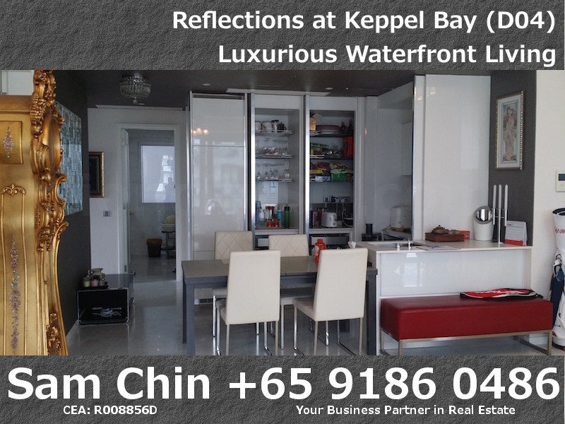 Reflections at Keppel Bay – S48 – Dining