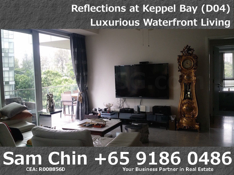 Reflections at Keppel Bay – S48 – Living