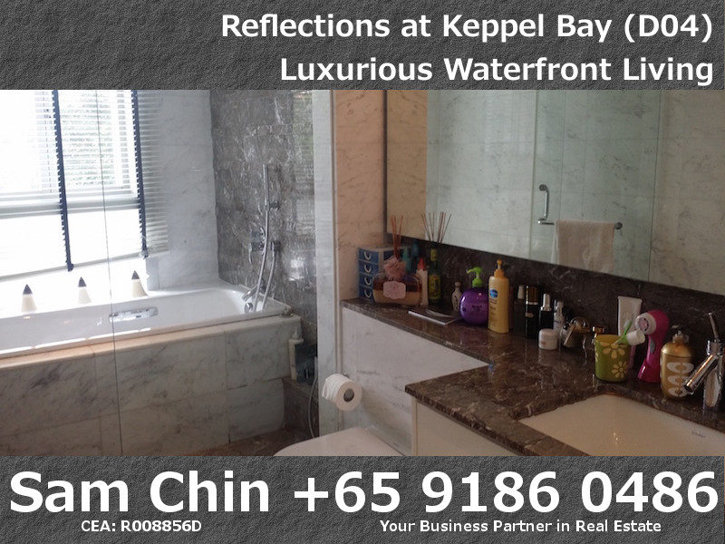 Reflections at Keppel Bay – S48 – MasterBathroom