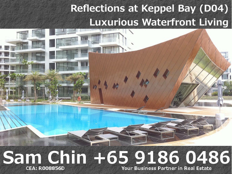 Reflections at Keppel Bay – Swimming Pool and Club House