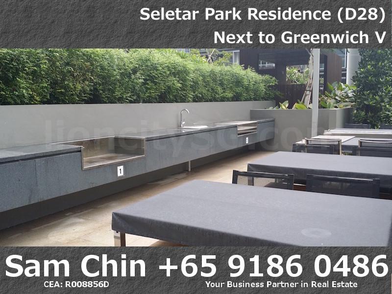 Seletar Park Residence – BBQ