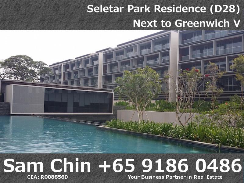 Seletar Park Residence – Lap Pool – 3