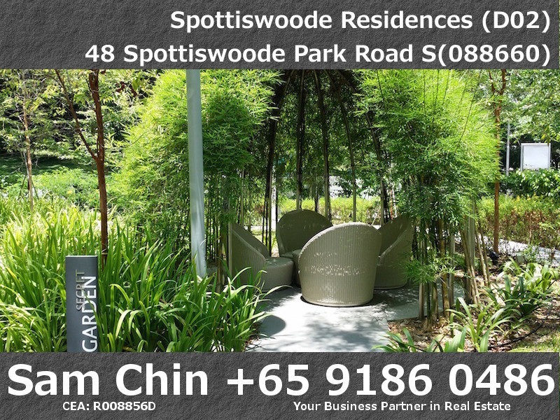 Spottiswoode Residences – Facilities – L1 – Secret Garden