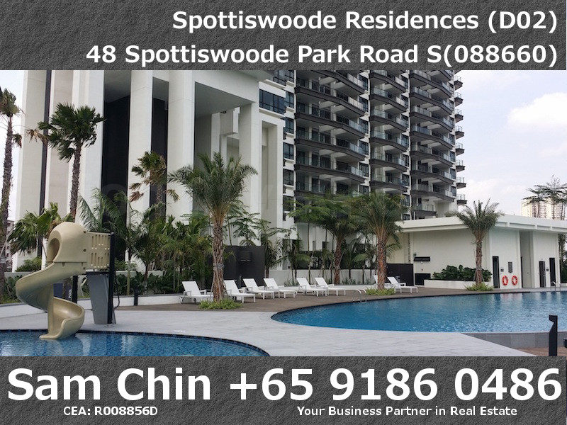 Spottiswoode Residences – Facilities – Sky Roof and Kids Pool and Facade