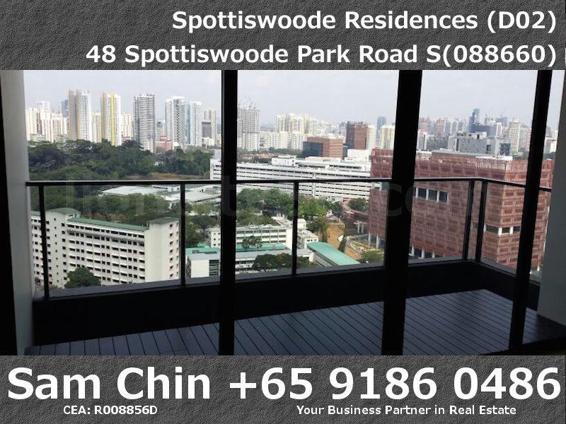 Spottiswoode Residences – S05 – M – Balcony