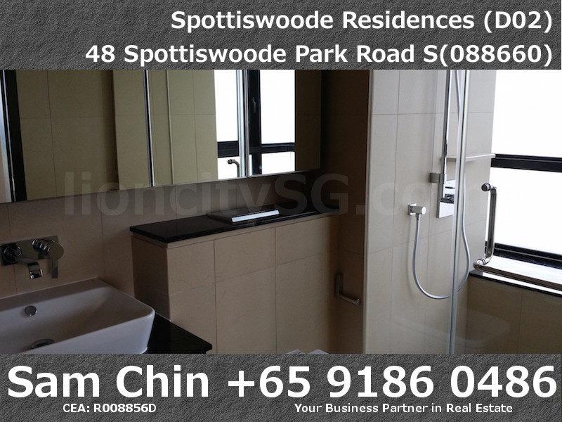 Spottiswoode Residences – S10 – VH – MasterBathroom
