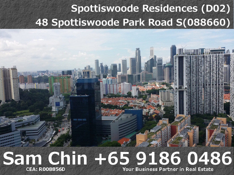 Spottiswoode Residences – S10 – VH – VIew – CIty