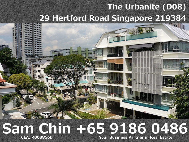 The Urbanite – 1 Bedroom – Balcony – VIew – 1