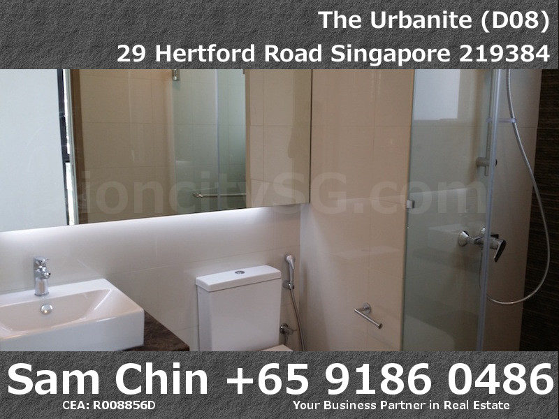 The Urbanite – 1 Bedroom – Bathroom