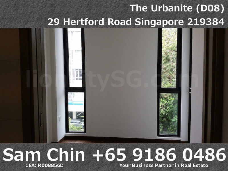 The Urbanite – 1 Bedroom – Bedroom – 2