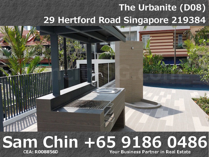 The Urbanite – Facilities – L1 – BBQ