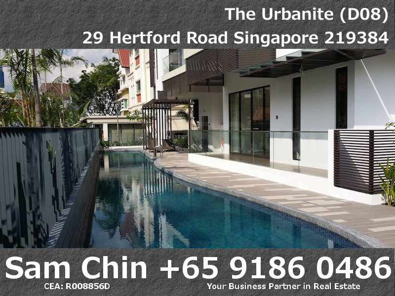 The Urbanite – Facilities – L1 – Lap Pool – 2