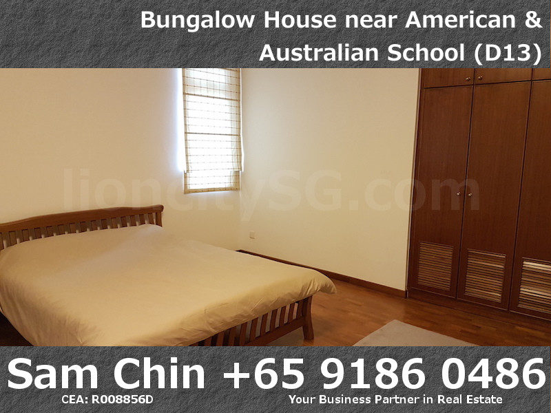 CarMichael Road Bungalow Near American and Australian School – L2 – Bedroom 3
