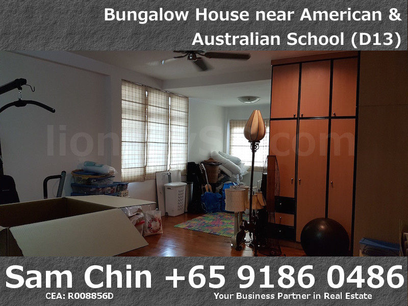 CarMichael Road Bungalow Near American and Australian School – L2 – Bedroom 4