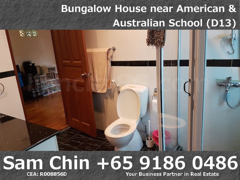 CarMichael Road Bungalow Near American and Australian School – L2 – Common Bathroom