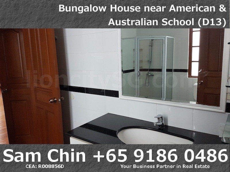 CarMichael Road Bungalow Near American and Australian School – L3 – Bathroom