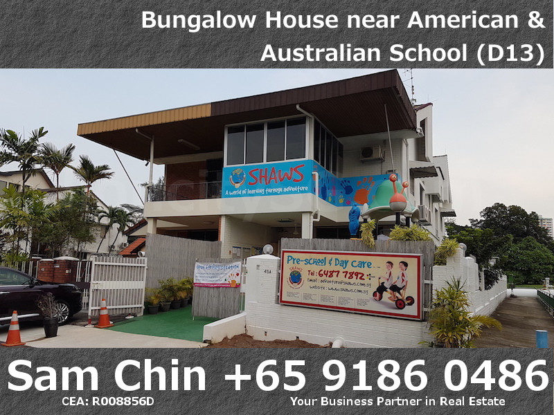 CarMichael Road Bungalow Near American and Australian School – Shaws Preschool and Day Care