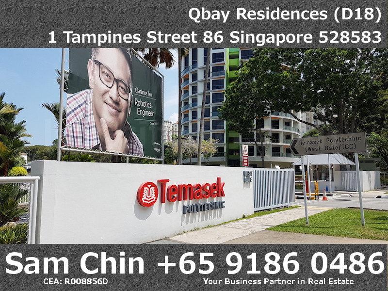 Qbay Residences – Amenities – Temasek Polytechnic – 1