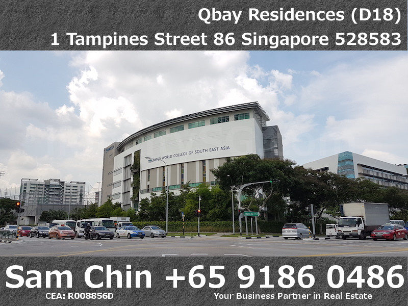 Qbay Residences – Amenities – United World College of South East Asia – 1