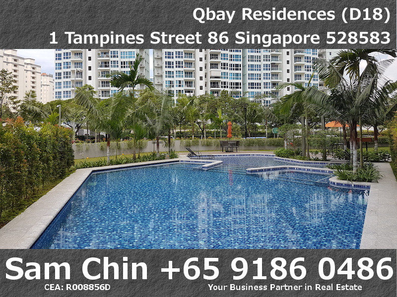 Qbay Residences – Facilities – L1 Dip Pool