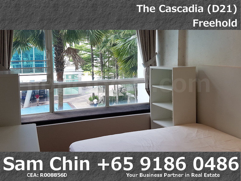 The Cascadia – S46 – 3 Bedroom – Bedroom 3