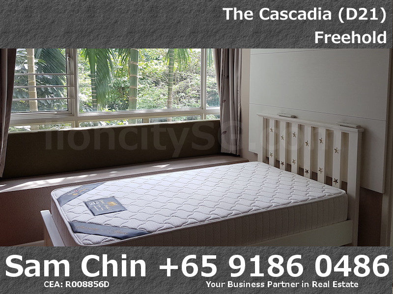 The Cascadia – S46 – 3 Bedroom – Junior Master Bedroom