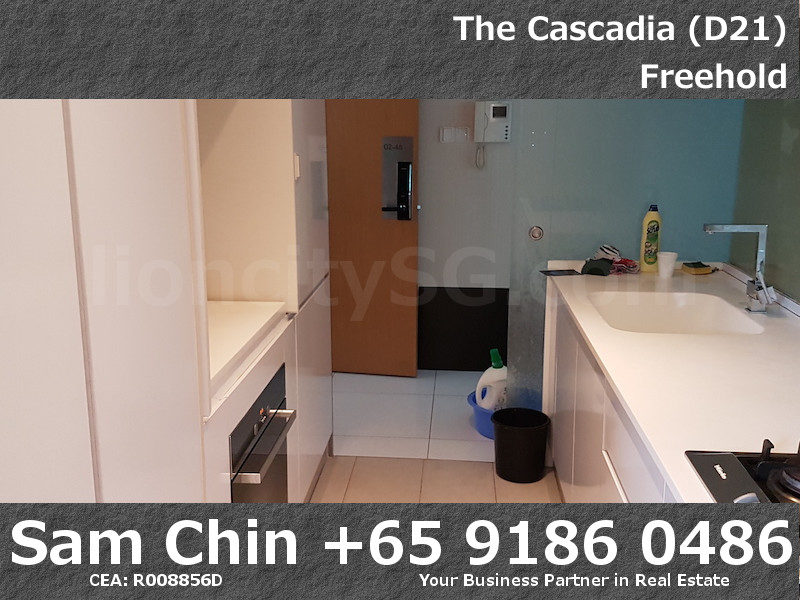 The Cascadia – S46 – 3 Bedroom – Kitchen – 2