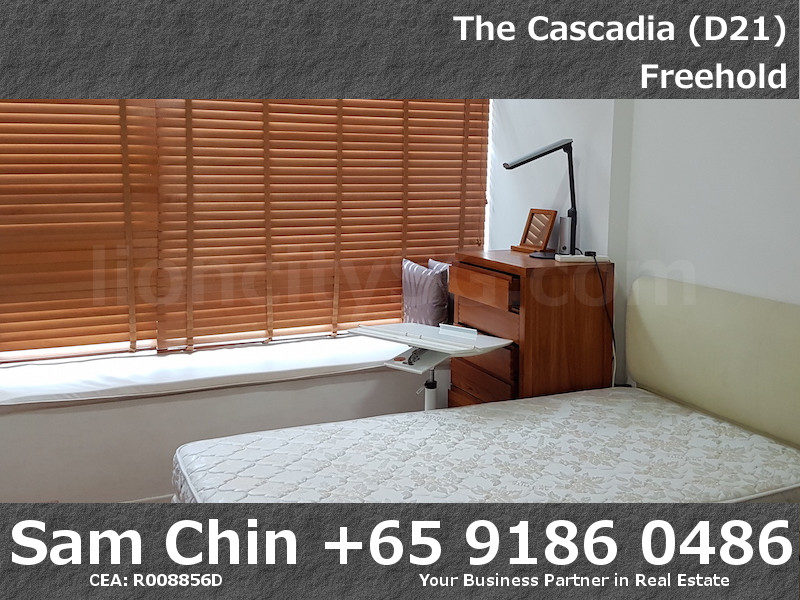 The Cascadia – S50 – 4 Bedroom – Bedroom 3 – 1