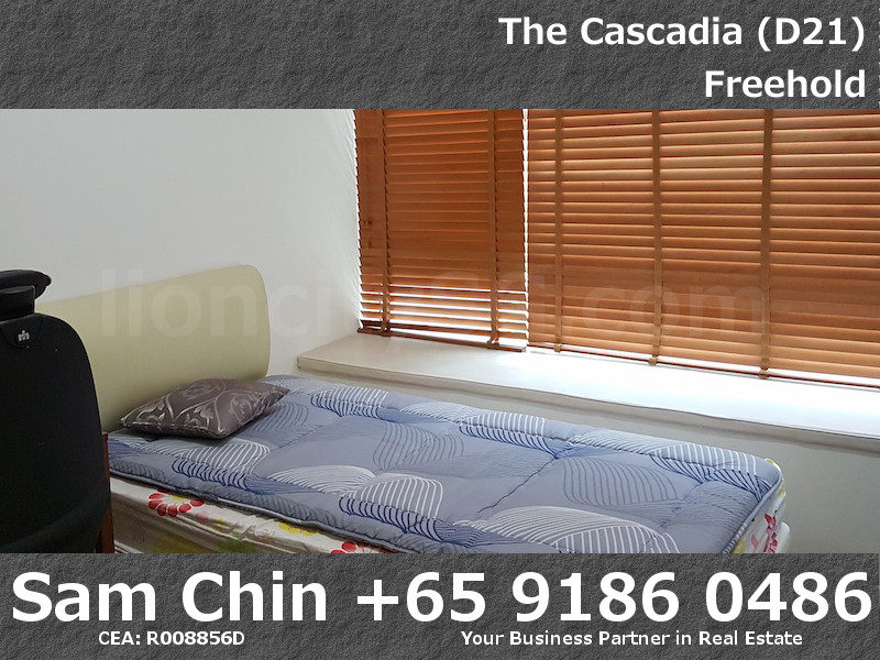 The Cascadia – S50 – 4 Bedroom – Bedroom 4 – 1
