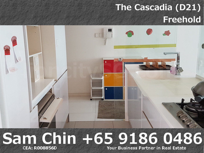 The Cascadia – S50 – 4 Bedroom – Kitchen – 2