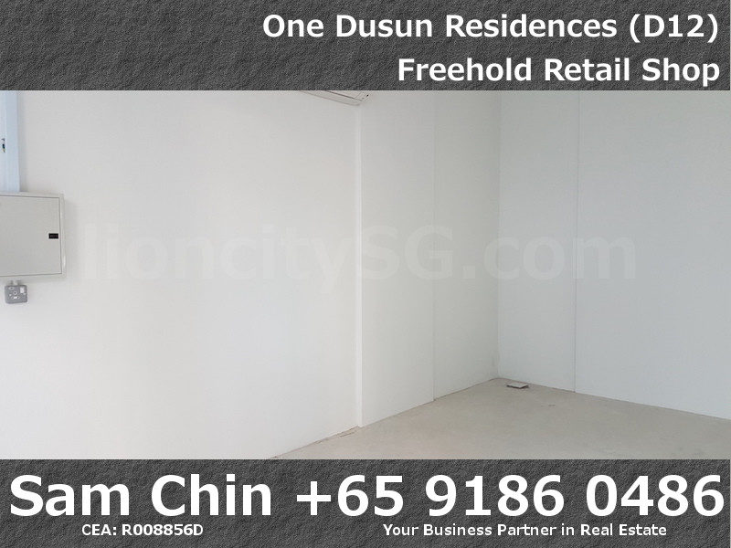 One Dusun Residence – Balestier – Freehold retail shop – 4