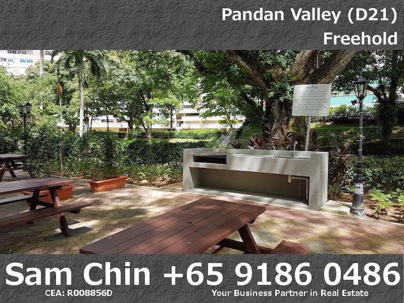 Pandan Valley -Facilities – BBQ
