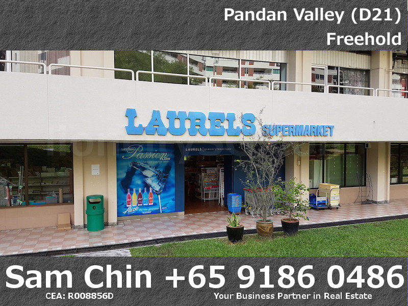 Pandan Valley -Facilities – SuperMarket