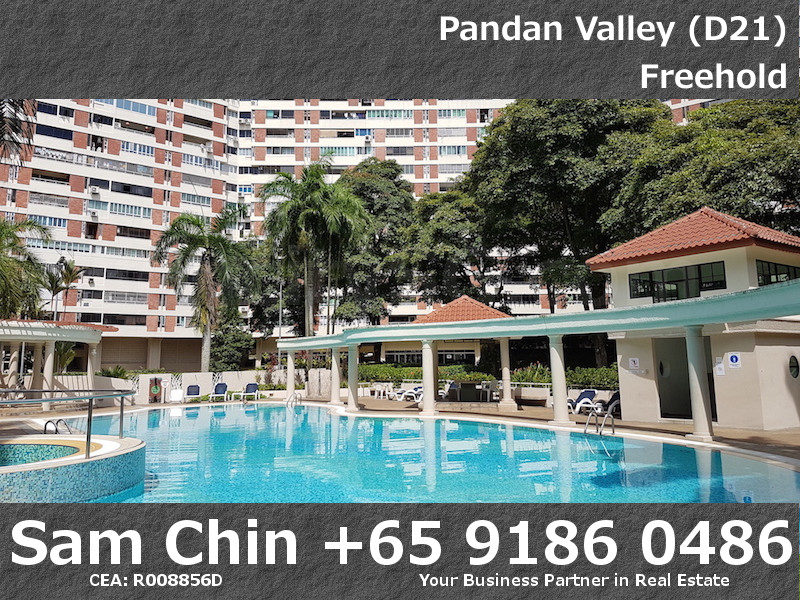 Pandan Valley -Facilities – Swimming Pool