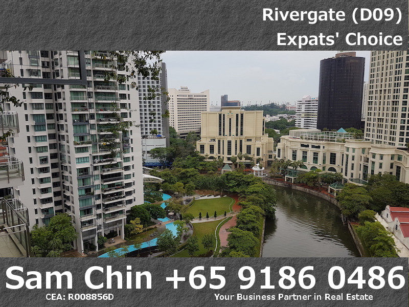 Rivergate – 2 Bedroom – S14 – Balcony – View – 1