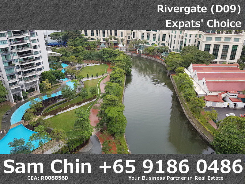 Rivergate – 2 Bedroom – S14 – Balcony – View – 5