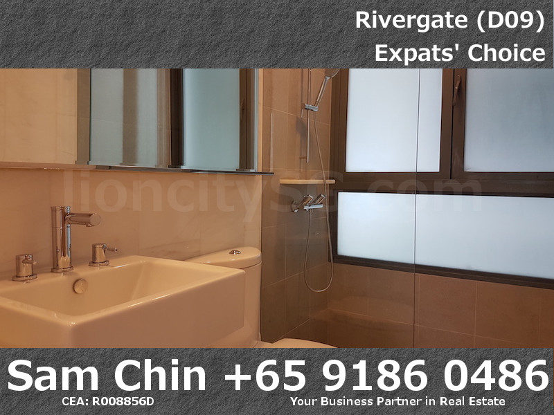 Rivergate – 2 Bedroom – S14 – Common Bathroom