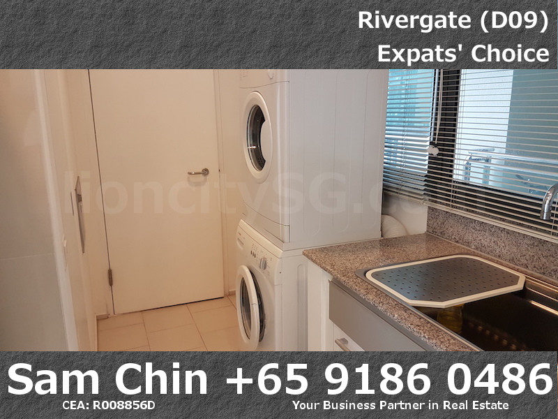 Rivergate – 2 Bedroom – S14 – Kitchen – 2